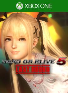 DEAD OR ALIVE 5 Last Round Marie Rose Bedtime Costume