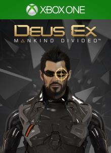 Deus Ex: Mankind Divided - Enforcer Gear