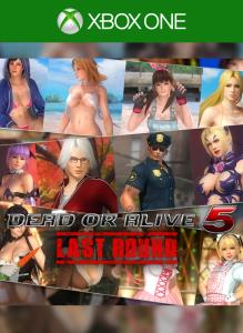 DOA5LR Ultimate Content Set