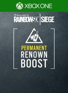 RAINBOW SIX SIEGE - Permanent Renown boost