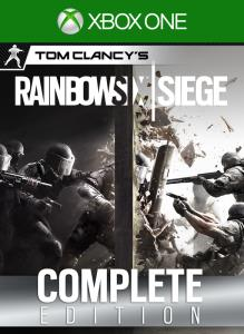 Tom Clancy's Rainbow Six Siege Complete Edition Ticket