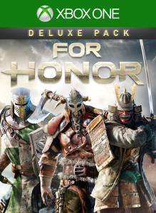 FOR HONOR Digital Deluxe Pack