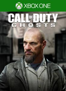 Call of Duty: Ghosts - Zakhaev Special Character
