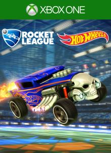 Rocket League - Hot Wheels Bone Shaker