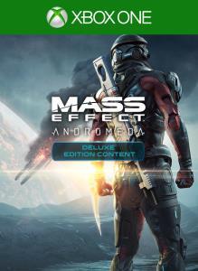 Mass Effect: Andromeda Deluxe Upgrade
