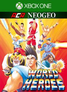 ACA NEOGEO WORLD HEROES