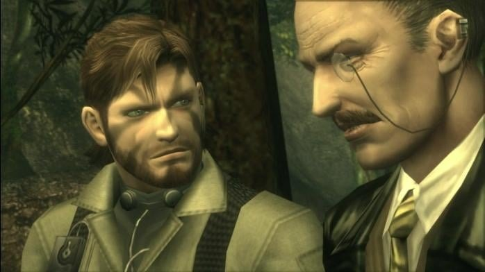 MGS 3 First Mission