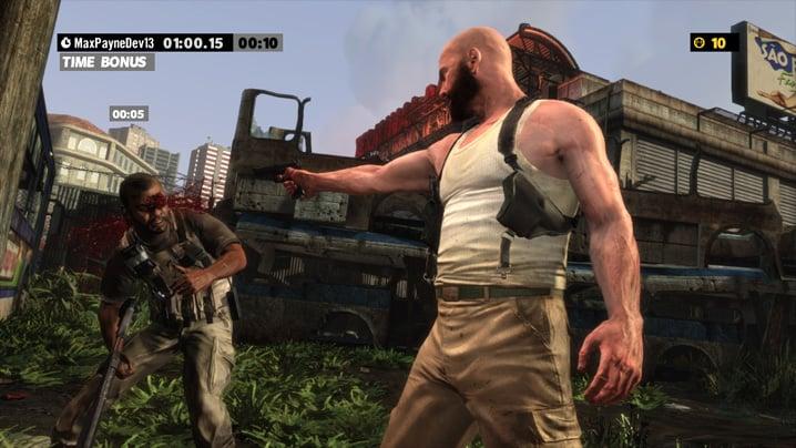 Max Payne 3 S Arcade Modes Revealed