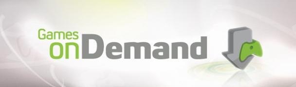 Games on Demand Sale