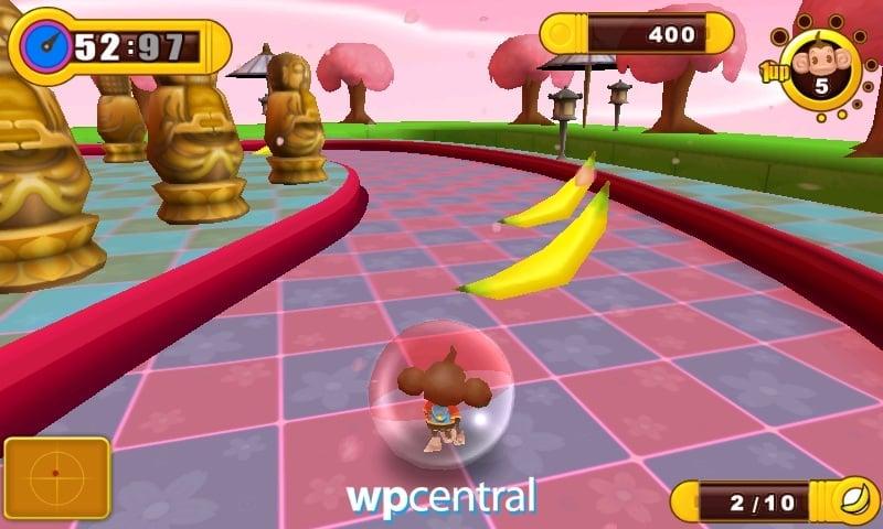 Super Monkey Ball 2 Screens via WPCentral