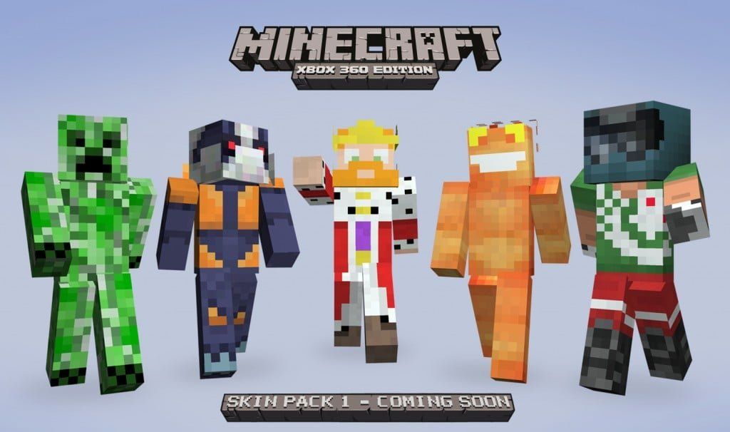 Minecraft Update Aquatic Coming To Xbox 360