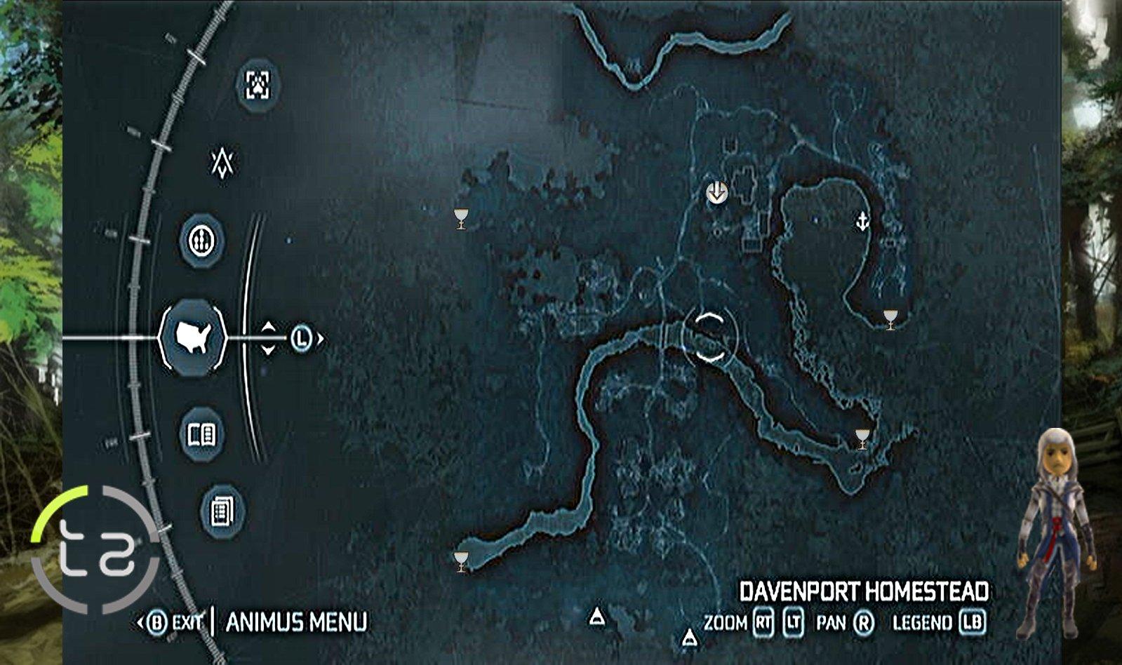 assassins creed 3 underground map new york