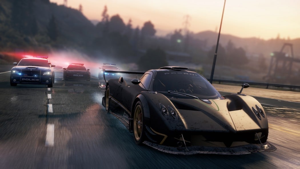 Need For Speed Most Wanted Goes Deluxe