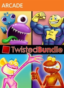 Twisted Pixel Cover