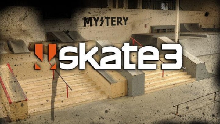 Skate April 14th