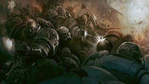 warhammer flicker