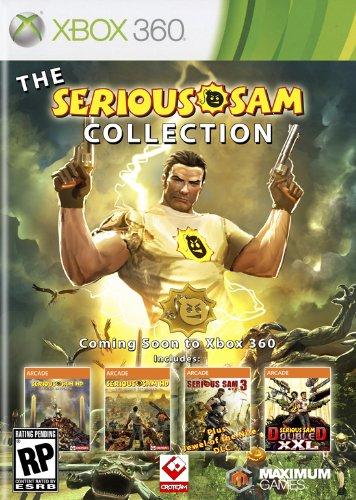 Serious Sam Cover