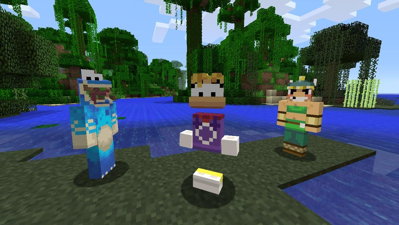 Minecraft Releases Skin Pack - Skins para minecraft the walking dead