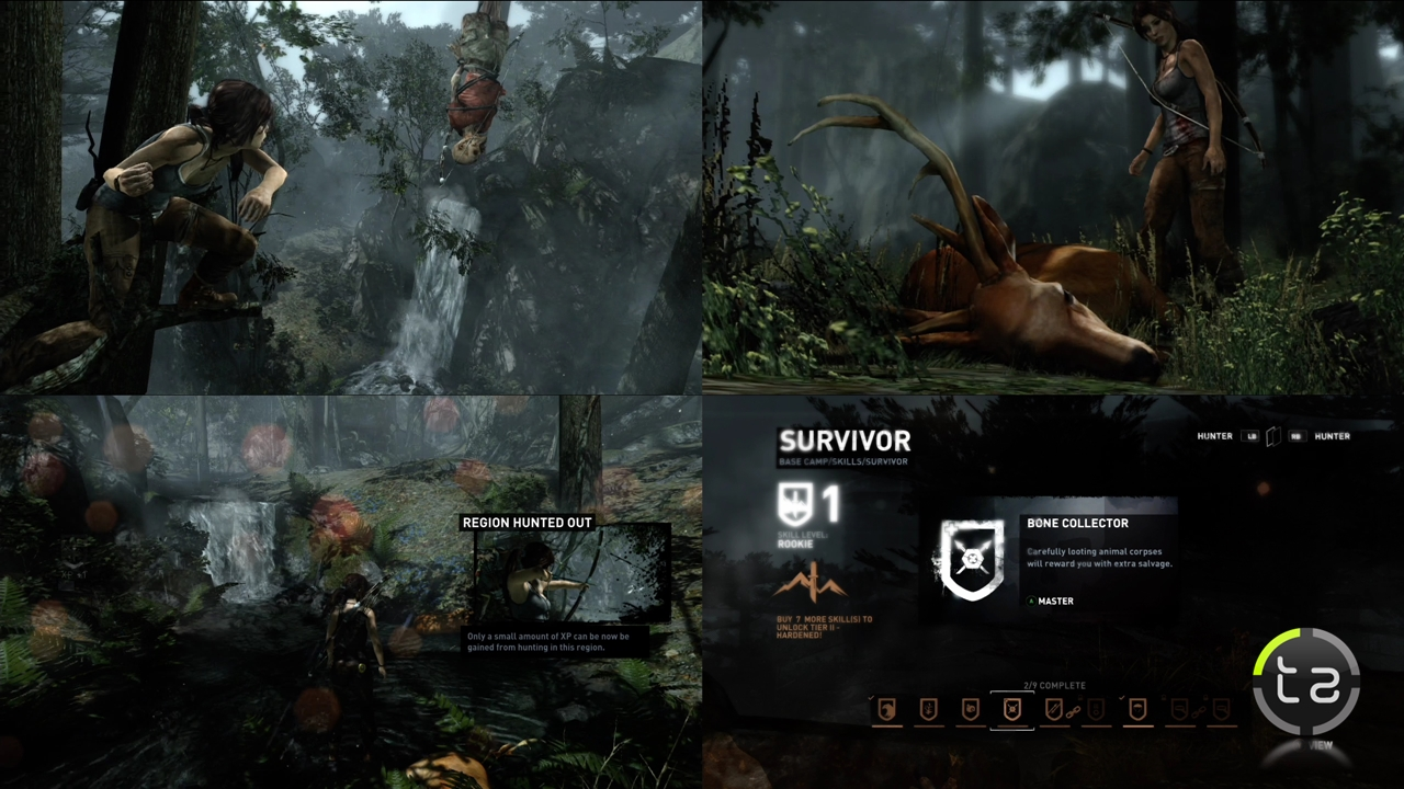 Tomb Raider Walkthrough - Page 4