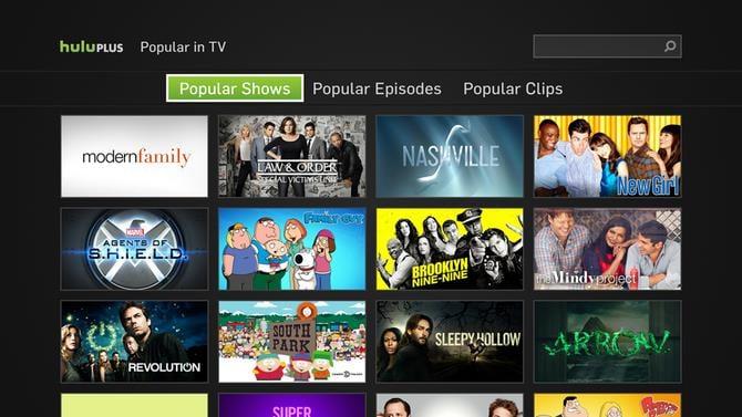 Hulu Plus 11/21/13