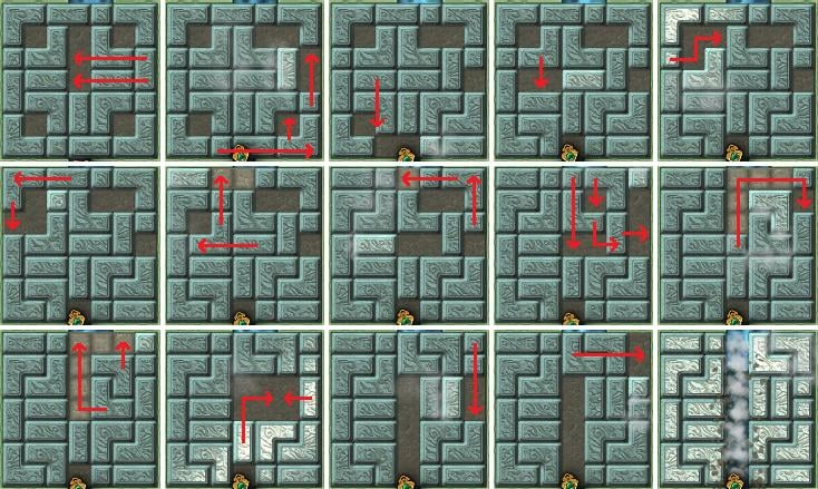 Bonus level 40 puzzle