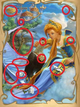 Sorceress puzzle