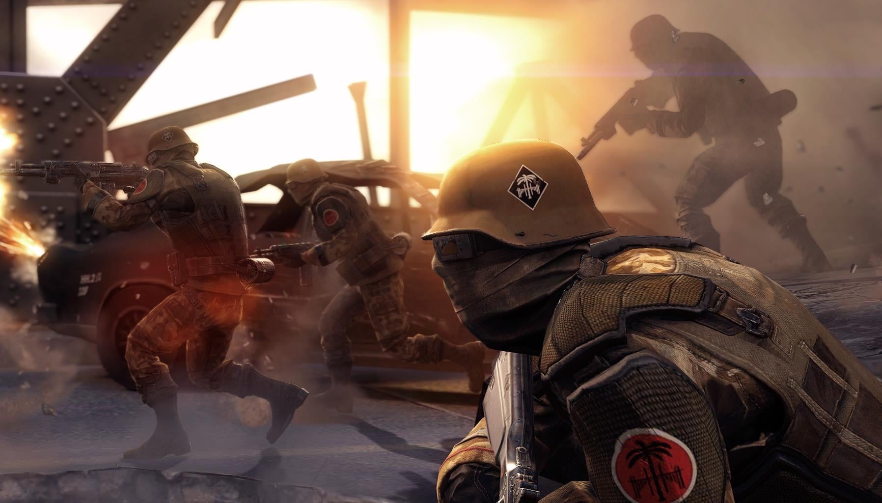 Wolfenstein The New Order New Images Released
