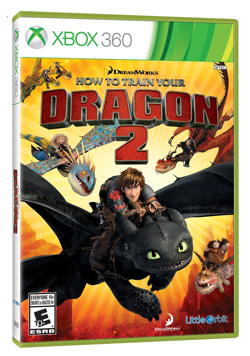 How To Train Your Dragon 2 Announced