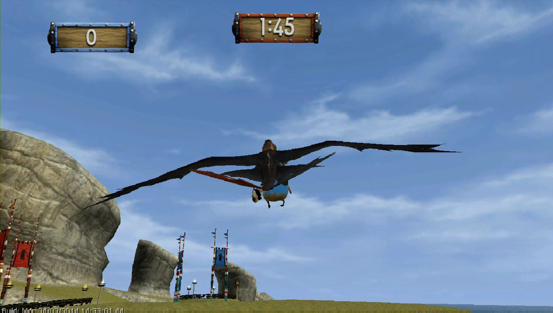 How To Train Your Dragon 2 Gameplay