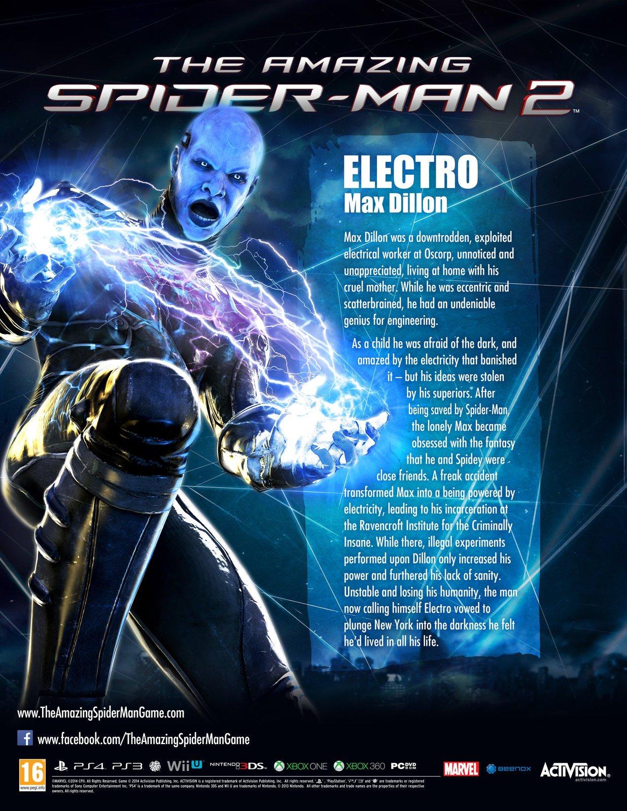 Spider man 2 video game villains war casino