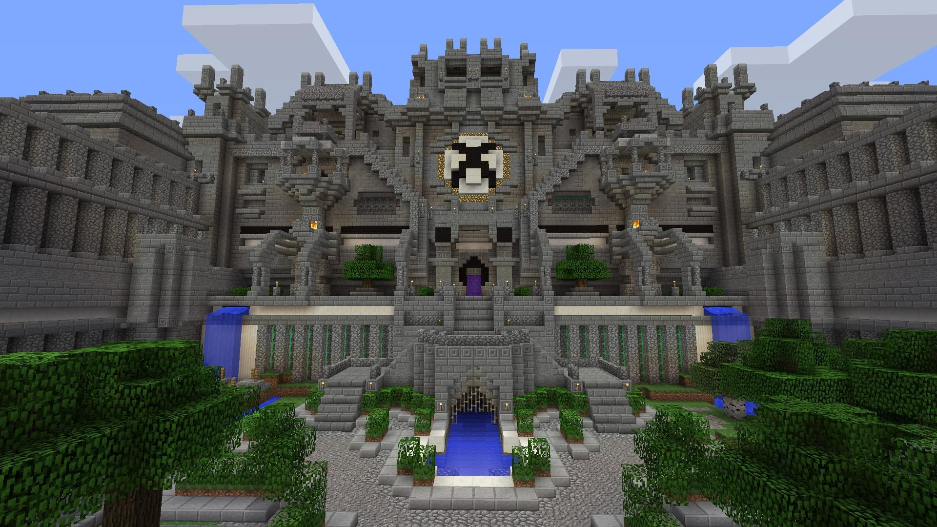 Catch A Glimpse Of Minecraft On The Xbox One