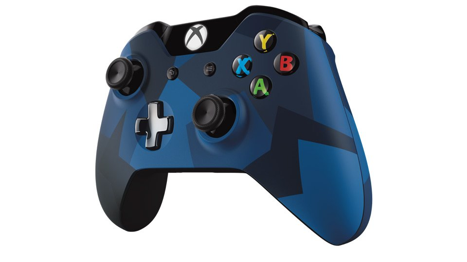 Midnight Forces Xbox One Controller