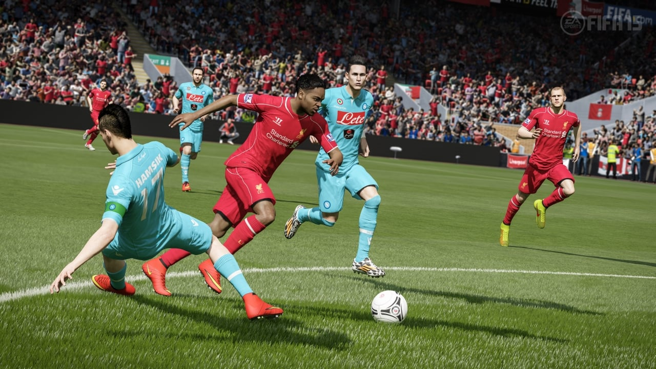 TA Review: Fifa 15 Images