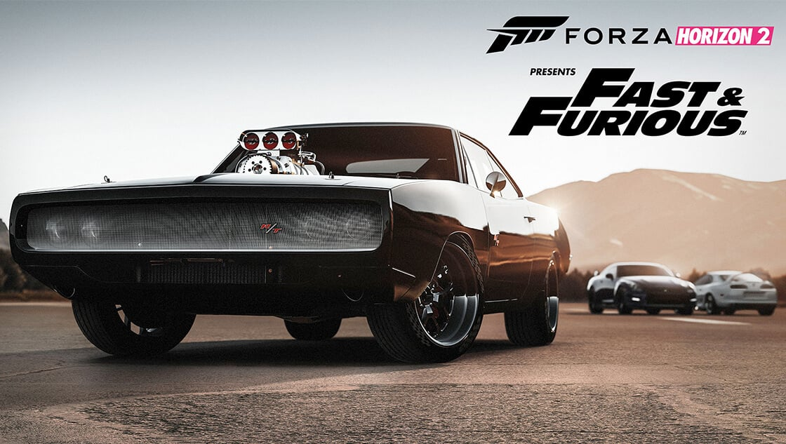 Forza Horizon 2 Presents Fast & Furious Announced