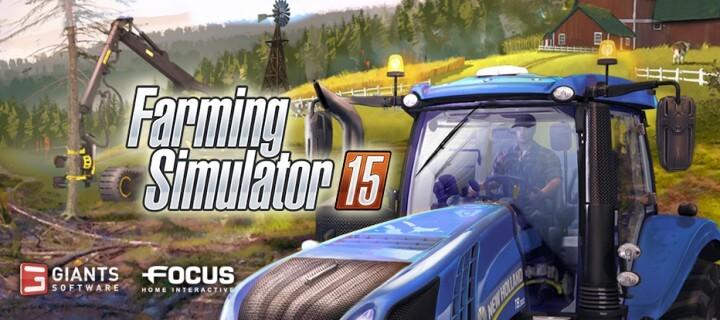 Farming Simulator Logo