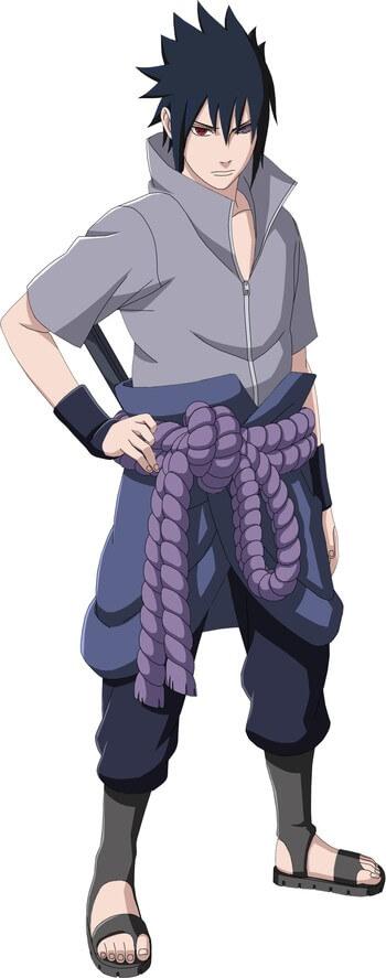 Naruto Shippuden: UNS4 Character Screenshots & Art