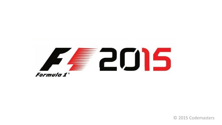 F1 2015 Logo