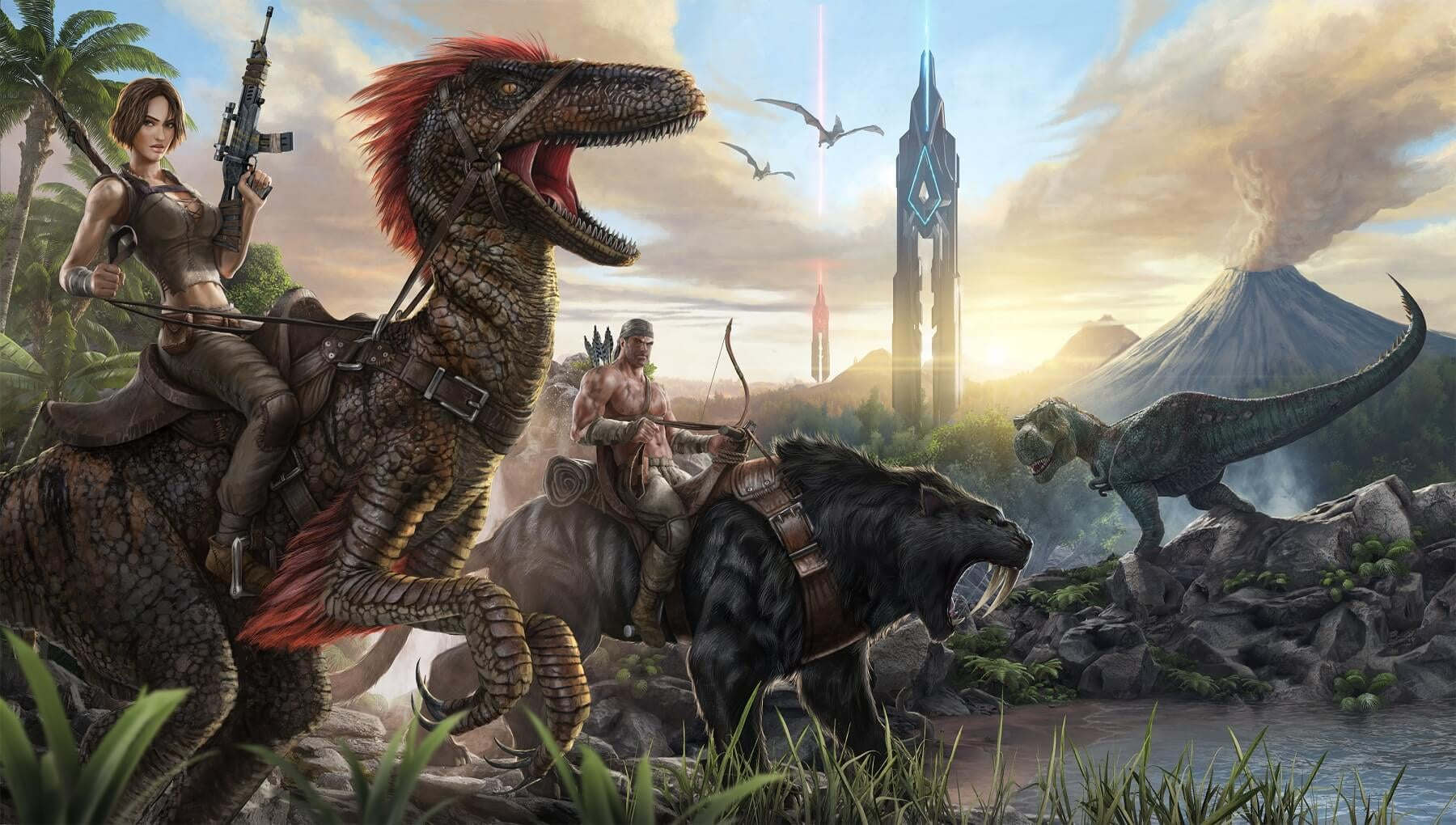 ARK: Survival Evolved Gets Delayed, Adds Mod Content To Xbox