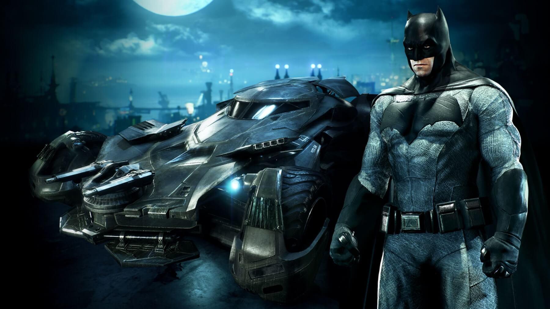 Batman - BVS skin