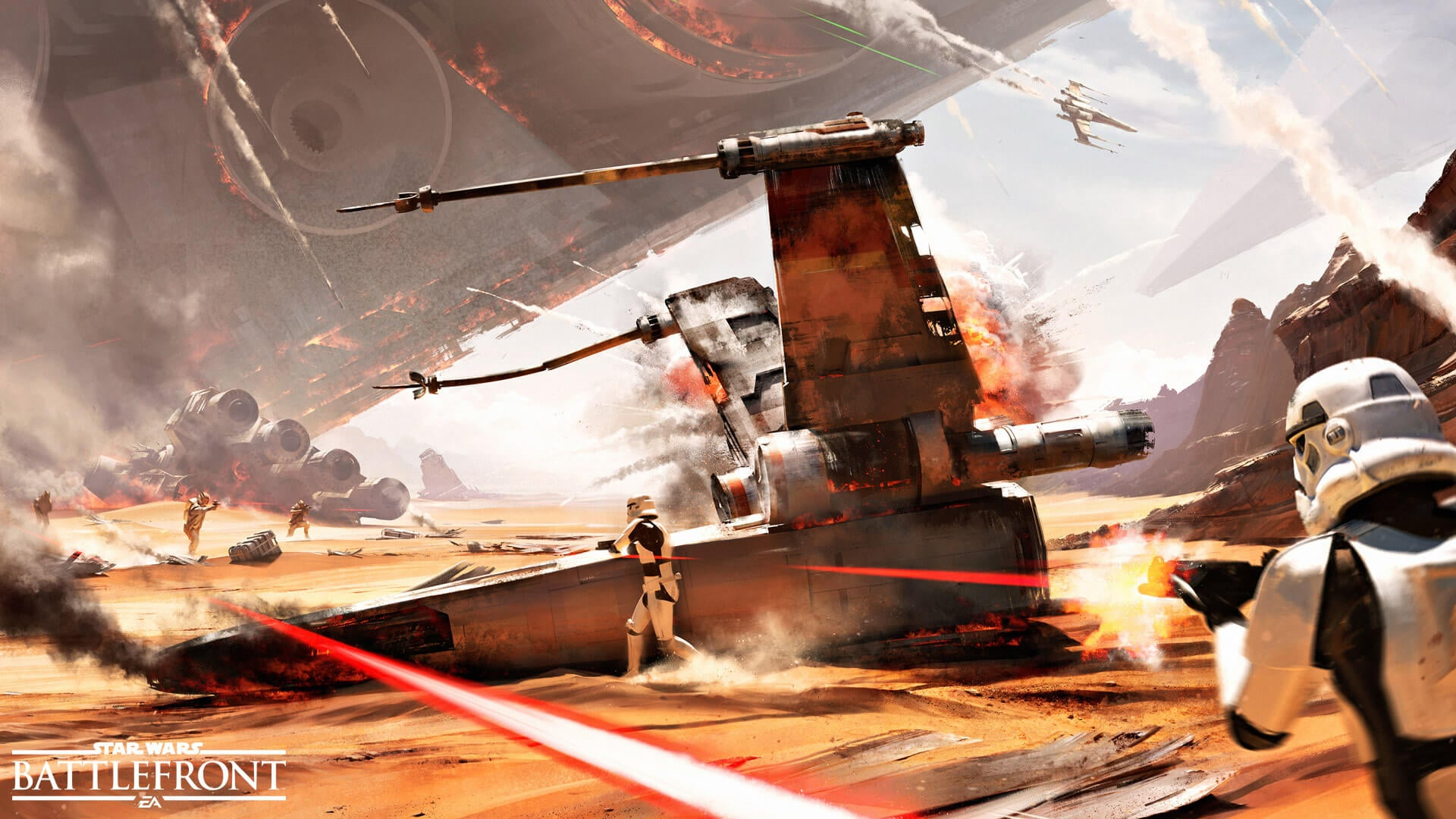 Star Wars Battlefront Battle Of Jaaku Dlc Details