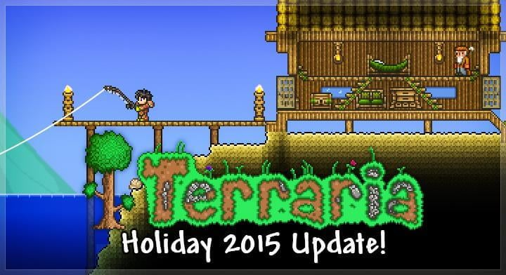 Terraria patch detailed and released terraria 2015 update screen mozeypictures Image collections
