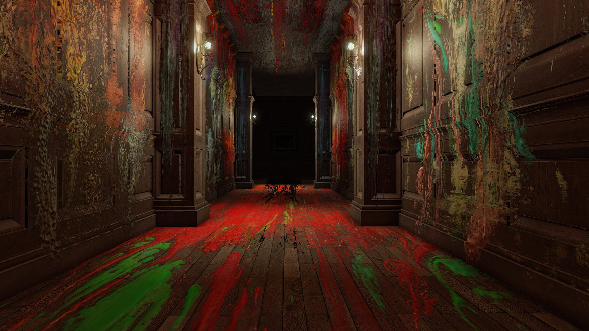 Layers of Fear Corridor