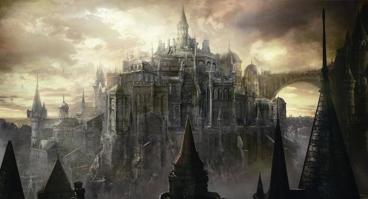 Dark Souls III Concept Art 13