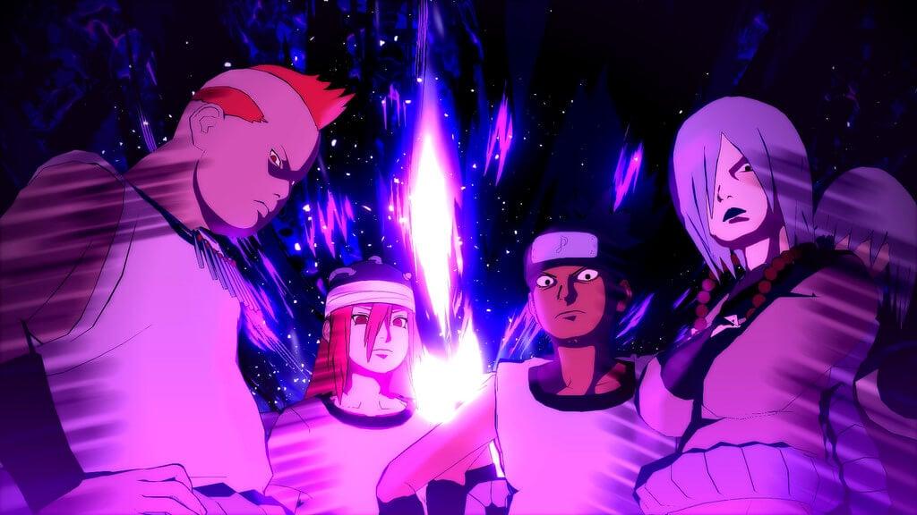 Naruto Shippuden: Ultimate Ninja Storm 4 Final DLC Details