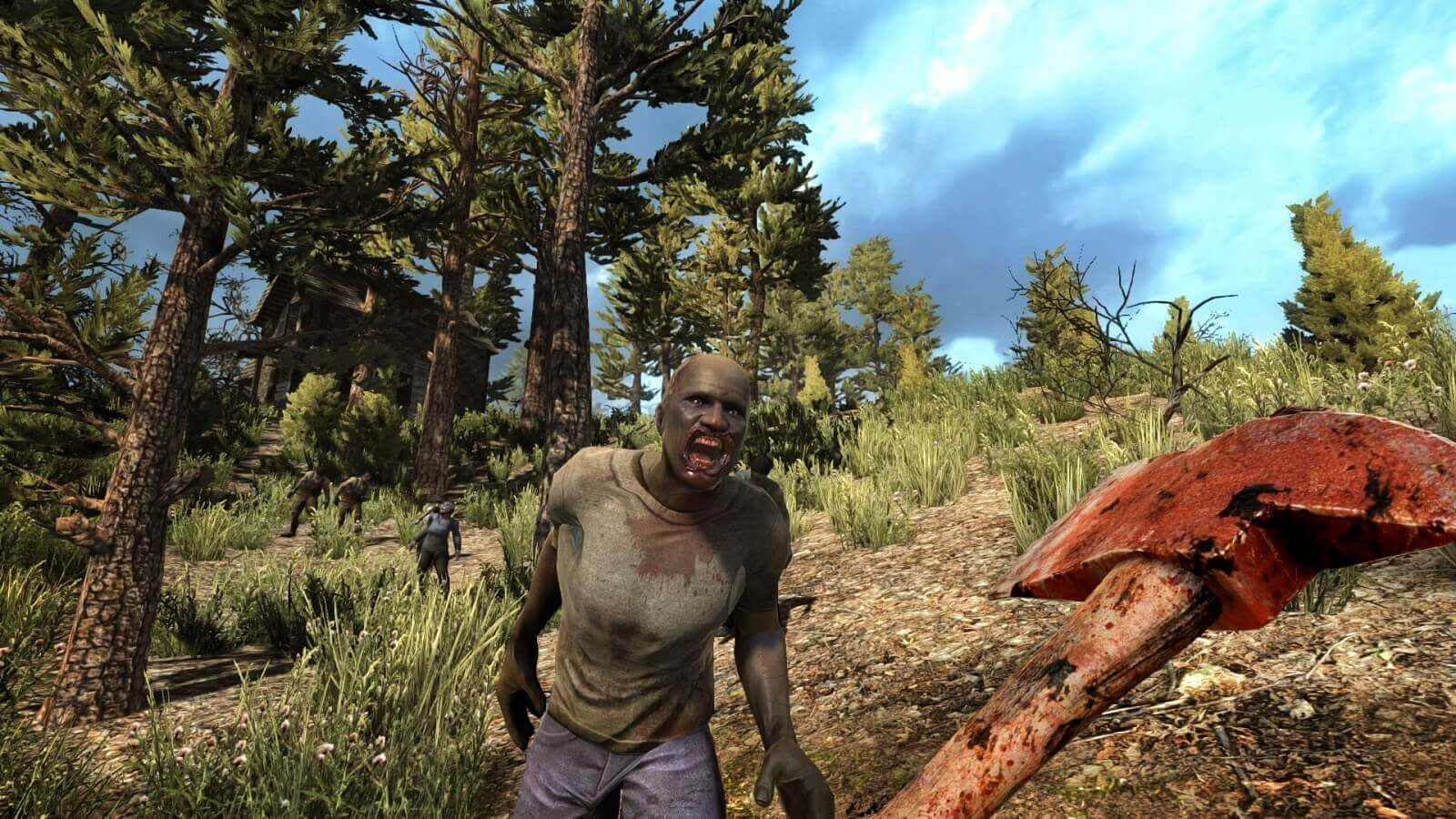 A New Patch Released And Detailed For 7 Days To Die
