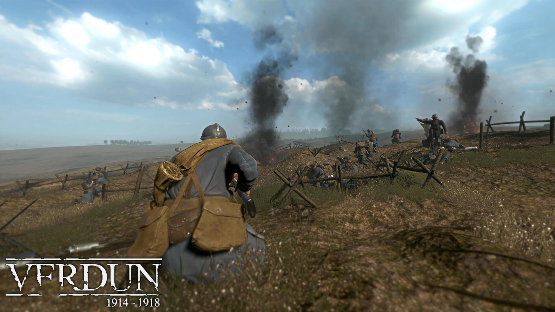 Verdun achievement list revealed publicscrutiny Choice Image