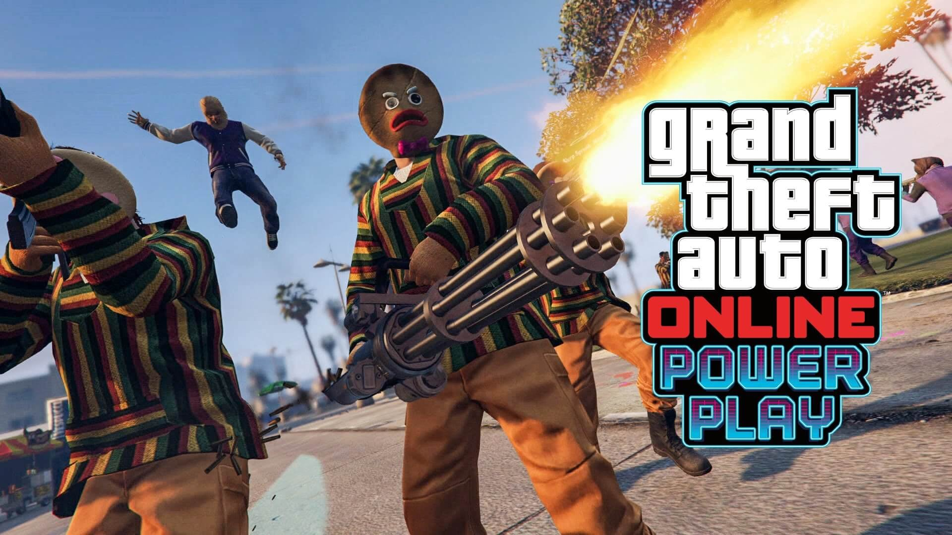 Double RP and GTA$ Playlists in GTA Online Until July 11th, New