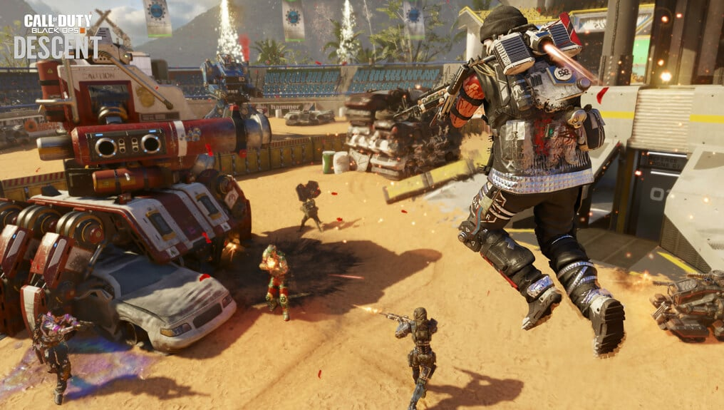 Call Of Duty Black Ops Iii Gets Infected Game Mode And New Map