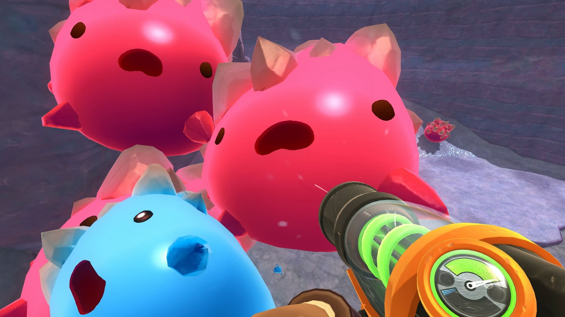 Viktor's Experimental Update Hits Slime Rancher, Secret