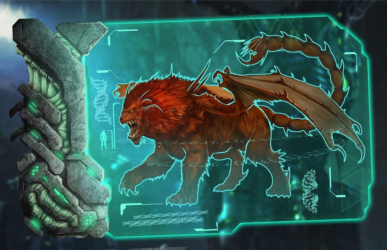 ARK: Survival Evolved – Scorched Earth Expansion Pack